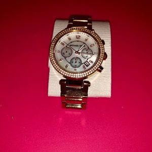 Michael Kors. Rose Gold watch. 42mm.